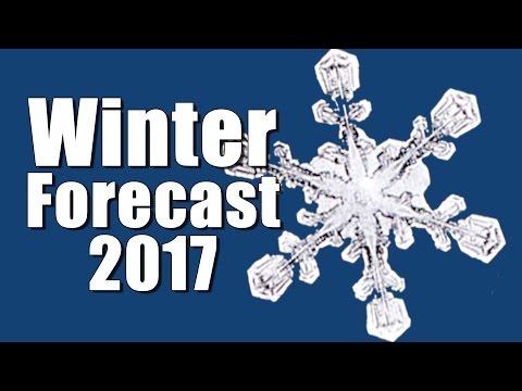 Winter Weather Forecast 2016-2017