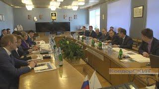 Правительство области и ЕвроХим про мастер план