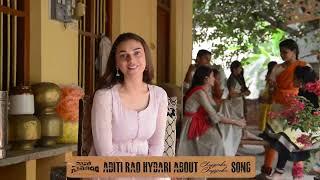 Aditi Rao Hydari About Cheppake Song | Sharwanand | Siddharth | Ajay Bhupathi Image