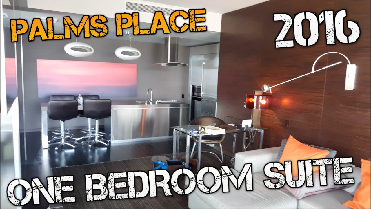 Las Vegas I Palms Place One Bedroom Suite 2016