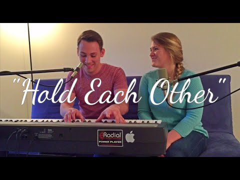"A Great Big World ""Hold Each Other"" - David & Hannah Cover"