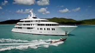 Palace flottant, dans les secrets fous des yachts de luxe