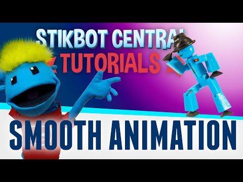 Stikbot Tutorials  📚 | Smooth Animation