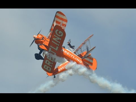 Wingwalking Isn't What It Used To Be, And That's A Good ...