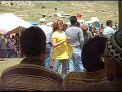 Nedim varol dan  Arslantaş köyüne hediye kurubel şenliği.2008