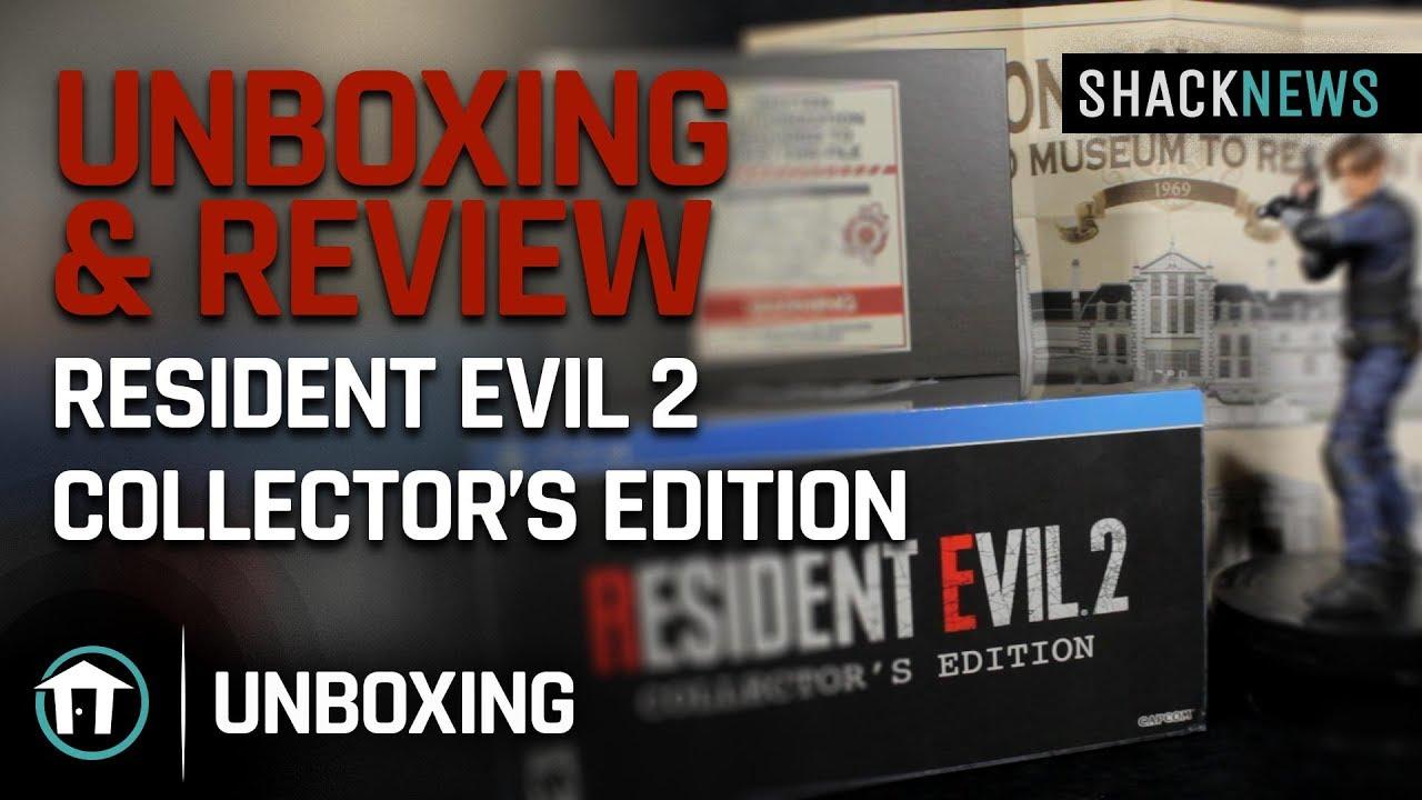Will Resident Evil 2 remake release on Nintendo Switch? | Shacknews