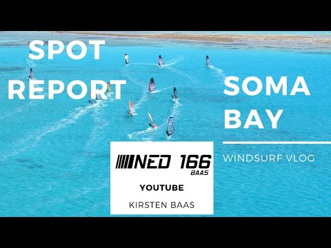 Windsurfing Soma Bay - Surfmotion (Red Sea, Egypt)