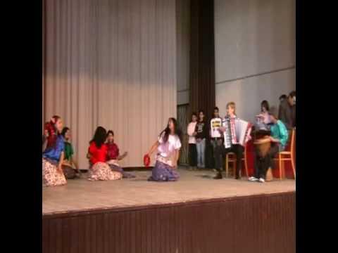 Tanečno-spevácky súbor Jagori 2009