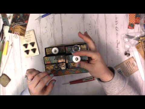LNC - G45 Steampunk Spells - Matchbox Dresser - 4 - This is the end