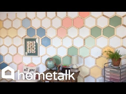 How To Make a Unique Accent Wall | Hometalk