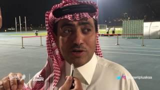 #دوري_بلس - محمد النويصر منتخبنا هو هدفنا الأول والأخير