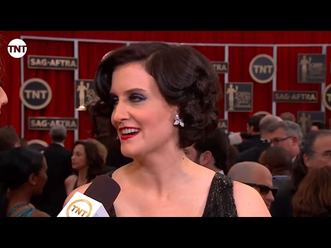Julie Lake I SAG Awards Red Carpet 2015 I TNT