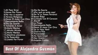 Alejandra Guzmán   30 Grandes Exitos Enganchados