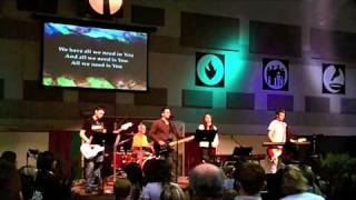 """All We Need"" - FBC Pittsburg Worship Band - Song by Charlie Hall"