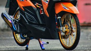 tampilan keren Modifikasi Vario 150 || vario Modification || owner muh_rifki72
