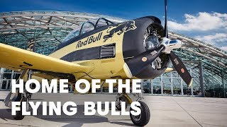 Welcome to the World of the Red Bull Flying Bulls | The Flying Bulls