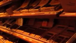 La Casa Del Habano Montreal -visit Of The Main Humidor