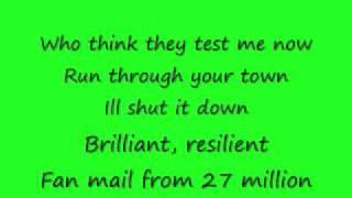Rihanna - So Hard with lyrics
