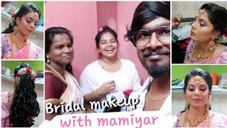 Sivakasi vlog with family | Bridal makeup for Rjian | A fun Trip with Boyfriend's mom