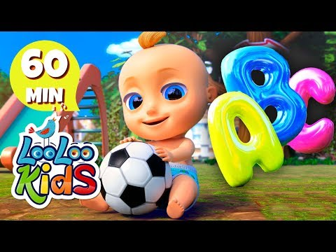 Cantec nou: Phonics Song - Alphabet songs for Children | LooLoo Kids