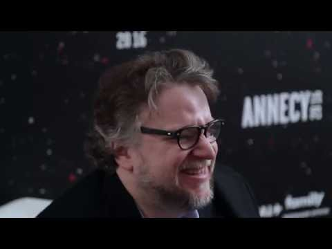 Guillermo del Toro - Annecy 2016