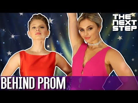 Behind the Scenes: PROM! - The Next Step 6
