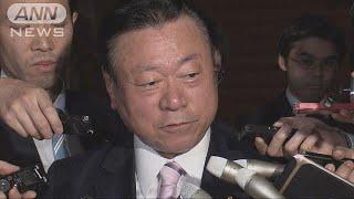 桜田前大臣 少子化めぐり「子ども最低3人産んで」(19/05/30)