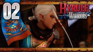 Hyrule Warriors - Part 2 - Eldin Caves!