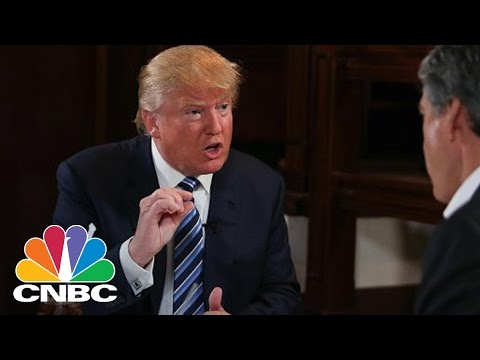 Donald Trump Takes On President Obama Over Israel | CNBC