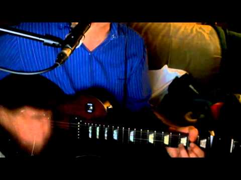 Axel Fischer Feat. Cora - Amsterdam Cover Mit Stromgitarre Gibson Les Paul Studio WB