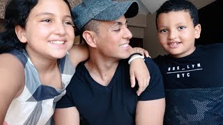 VLOG 105 -  فاجأوني في غرفتي - THEY SURPRISED ME AT HOME