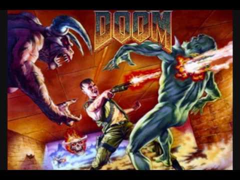 Doom Music Psx Title Screen Youtube