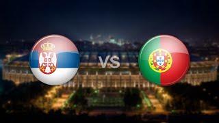 Прогноз на матч Сербия 1:2 Португалия 11.10.2015 Чемпионат Европы 2016. Отборочные матчи(, 2015-10-10T18:42:41.000Z)