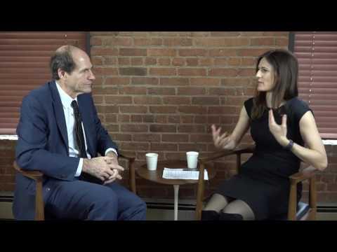 Cass Sunstein and Caroline Webb Heleo Conversation