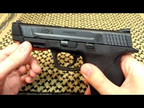 Smith & Wesson M&P .45 Review