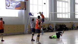 Волейбол. Разминка. Нападающий удар