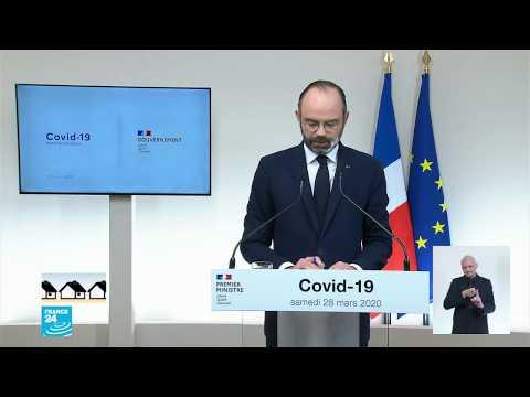 فرنسا تسابق الزمن تحضيرا -للأصعب- في مواجهة أزمة كورونا  - نشر قبل 4 ساعة