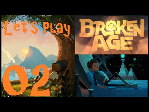 Whoops!-Let's Play Broken Age Part 2  