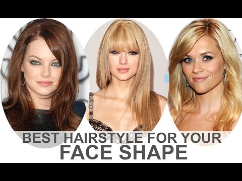Choose The Perfect Hairstyle For Your Face Shape For Women ...