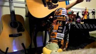 1979 Tama TG-120 acoustic guitar 6 string