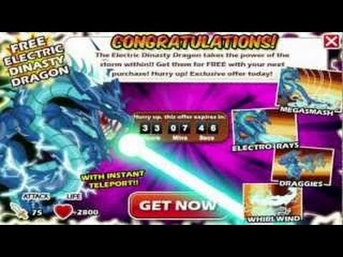 Social Empires | Electric Dynasty Dragon | Full ACTION | High Definition