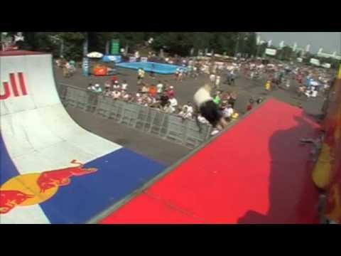 EC Halfpipe 2010 stop Moscow