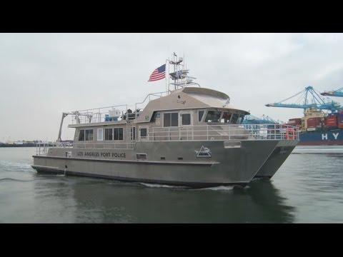 Aluminum Dive Boat Catamaran
