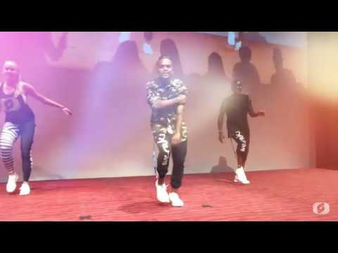 Nicky Jam x J. Balvin - X (EQUIS) - Salsation® Choreography