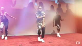 Nicky Jam x J. Balvin - X (EQUIS) - Salsation® Choreography