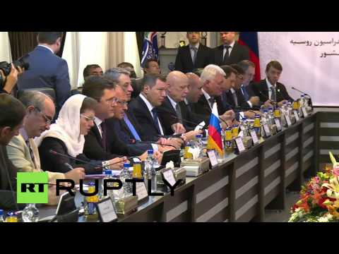 Iran: Russia's most important Middle Eastern partner is Iran, says Novak