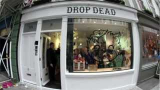 Drop Dead Clothing: Carnaby Store Opening