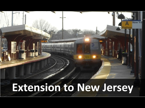 Long Island Rail Road: Proposing a New Jersey Extension