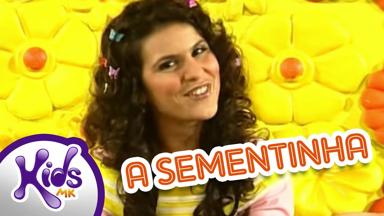 A Sementinha Aline Barros E Cia Oficial Youtube