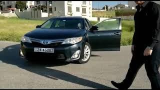 CarFinder Toyota Camry Hybrid